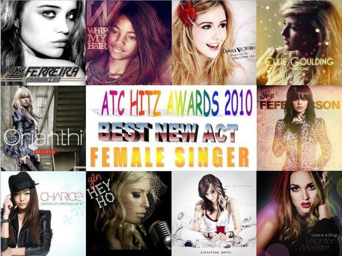 new act female 2010
