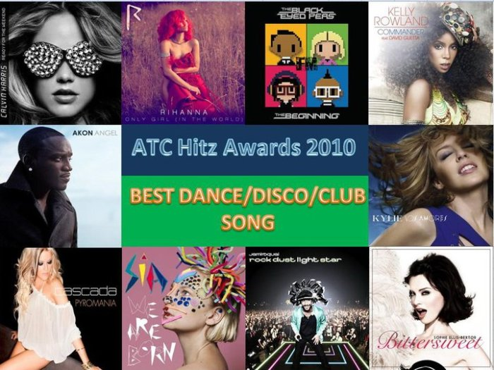 best dance 2010