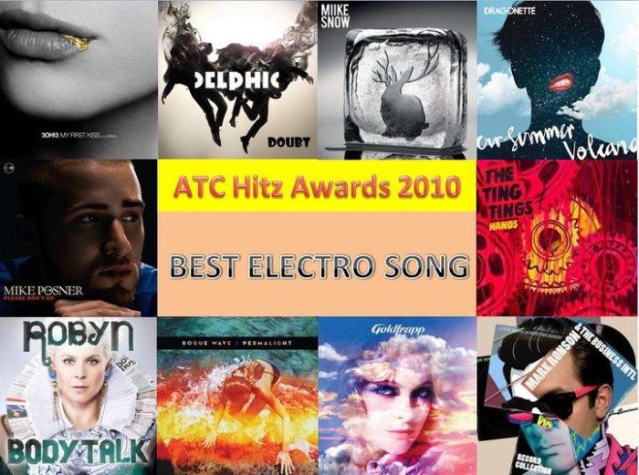 best electro 2010