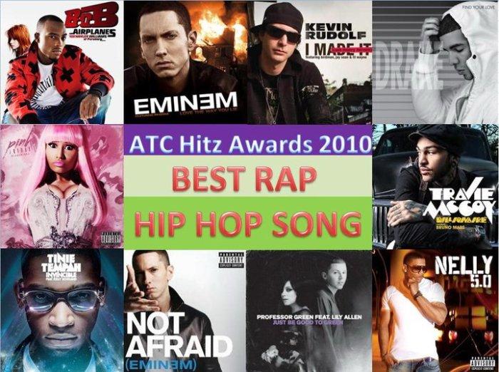 best hip hop  2010