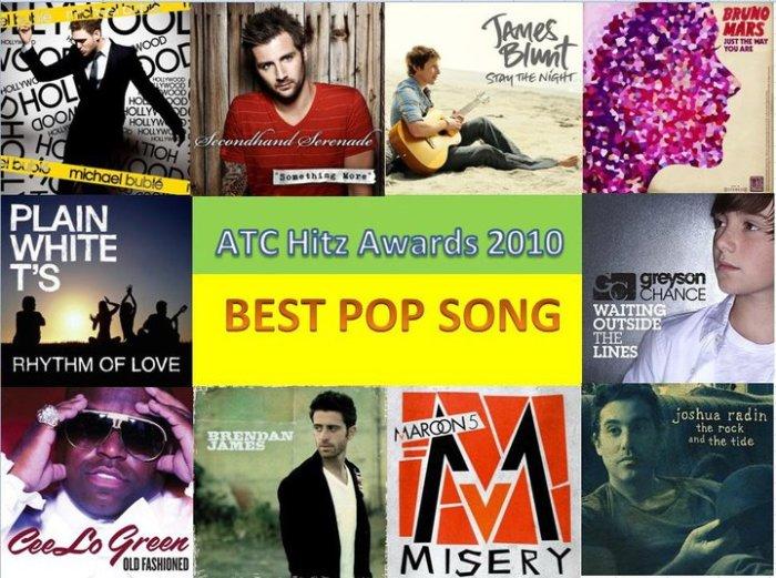 best pop 2010