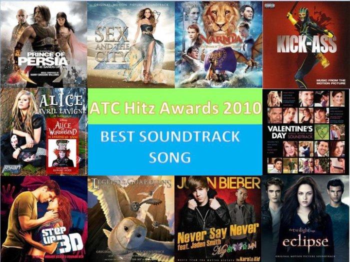 best soundtrack 2010