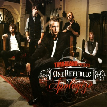 OneRepublic feat. Timbaland - Apologize