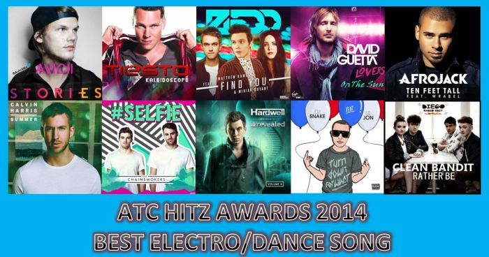 BEST SONG DANCE 2014