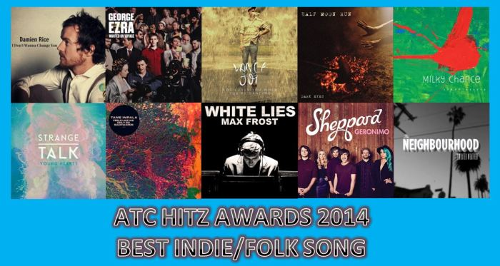 BEST SONG INDIE 2014