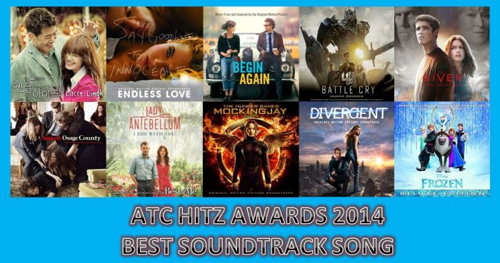 BEST SONG OST 2014